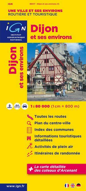 Dijon And Surroundings