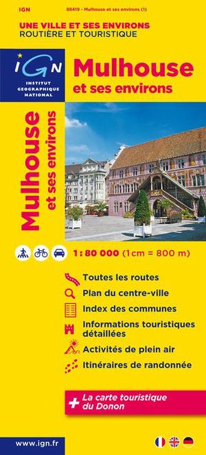 Mulhouse And Surroundings