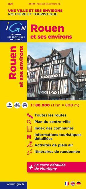 Rouen And Surroundings