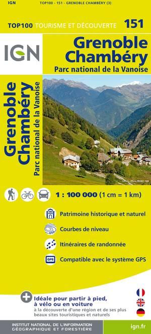 Grenoble / Chambery