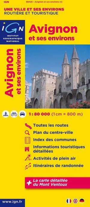 Avignon And Surroundings