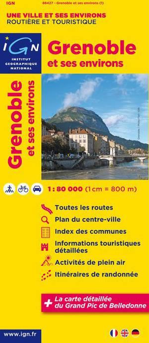 Grenoble And Surroundings