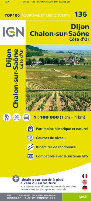 Dijon / Chalons-sur-saone