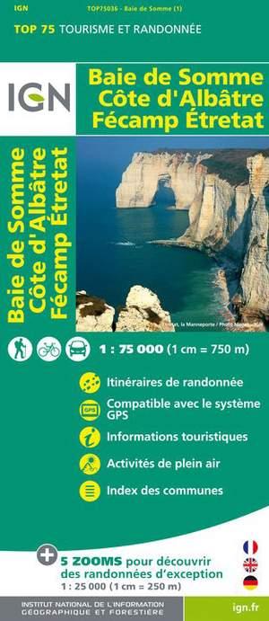 Baie De Somme - Cote D'albatre - Fecamp - Etretat