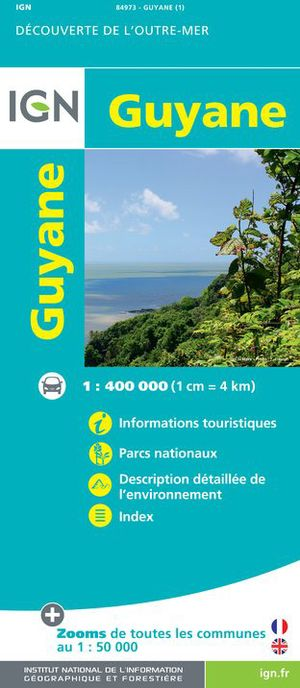 Guyana (french) Domtom