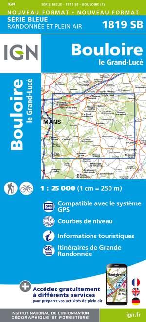 Bouloire / Le Grand-Lucé