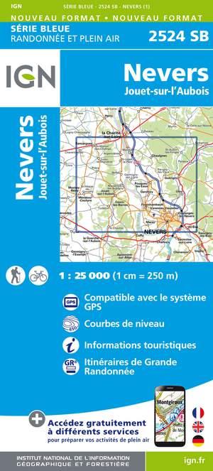 Nevers / Jouet-sur-l'Aubois