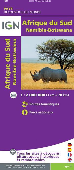 Zuid-Afrika / Namibië / Botswana
