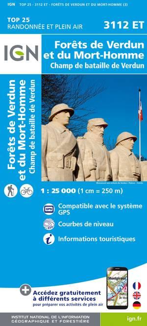 Forêts de Verdun et du Mort-Homme