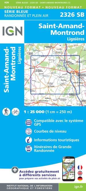 St-Amand-Montrond / Lignières