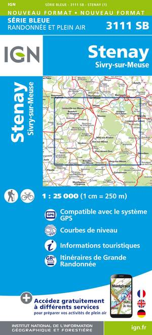 Stenay / Sivry-sur-Meuse