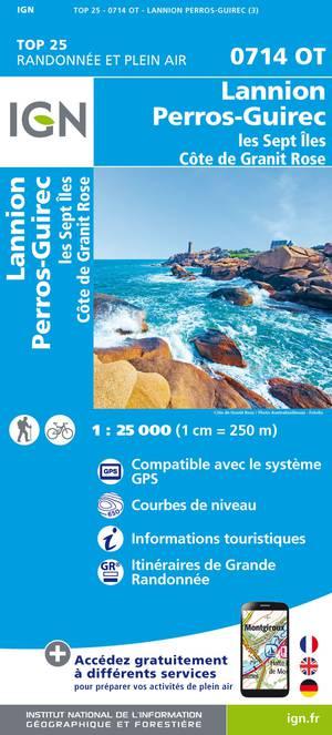 Lannion / Perros-Guirec / Les Sept Iles