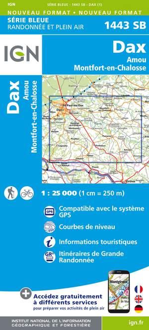 Dax  / Amou / Montfort-en-Chalosse