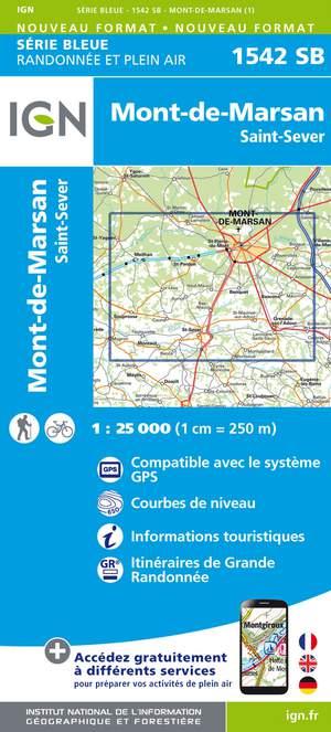 Mont-de-Marsan / Saint-Sever