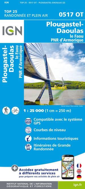 Plougastel-Daoulas  / Le Faou PNR Armorique