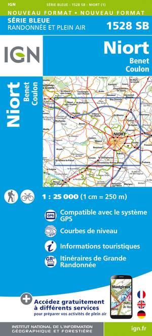 Niort / Benet / Coulon