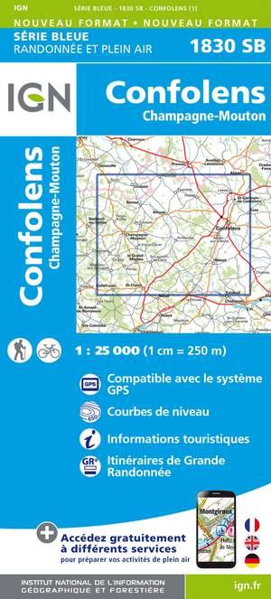 Confolens / Champagne-Mouton