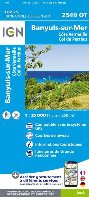 Banyuls-sur-Mer /  Côte Vermeille / Col du Perthus