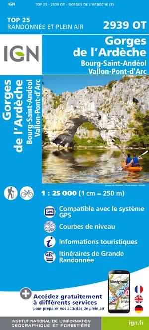 Gorges de l'Ardèche / Bourg-St-Andéol
