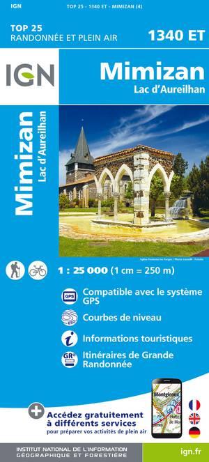 Mimizan / Lac d'Aureilhan