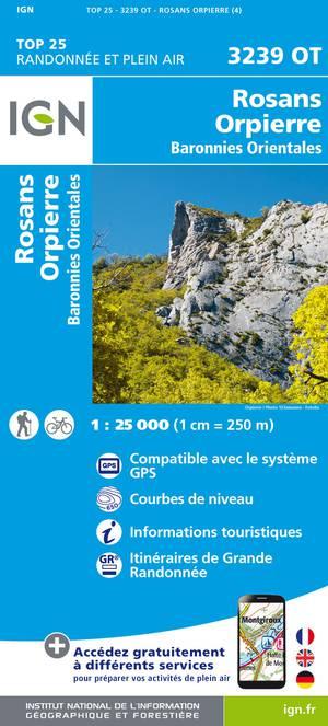 Rosans / Orpierre / Baronnies Orientales