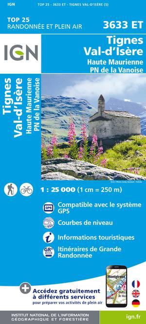 Tignes / Val d'Isère / Haute Maurienne pnr de la Vanoise