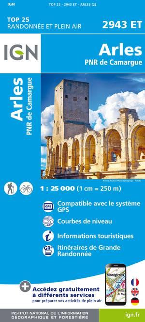 Arles / PNR de Camargue