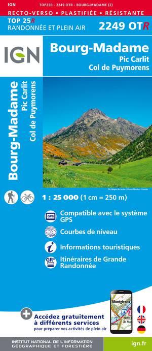 Bourg-Madame / Col Puymorens / Pic Carlit