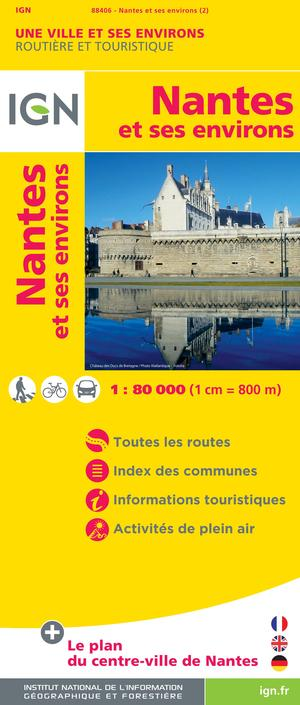 Nantes & omgeving