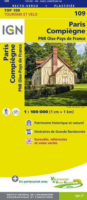 Parijs / Compiègne/ PNR Oise-Pays de France