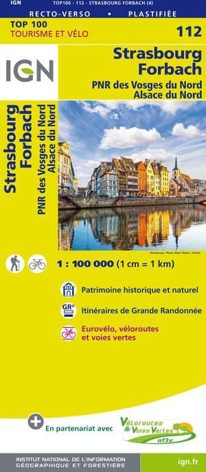 Strasbourg / Forbach / PNR Vosges Nord / Alsace Nord