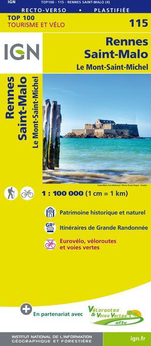 Rennes / St-Malo / Le Mont-Saint-Michel