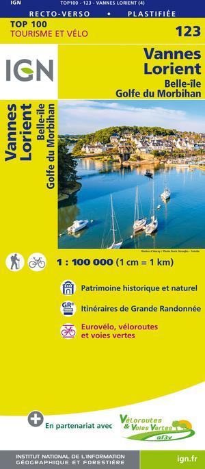 Vannes / Lorient / Belle-île / Golfe Morbihan