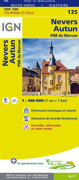 Nevers / Autun / PNR Morvan