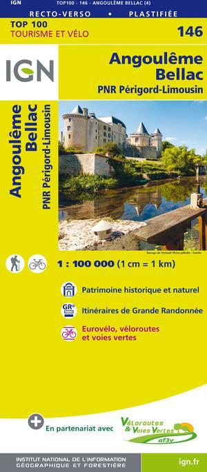 Angoulême / Bellac / PNR Périgord-Limousin