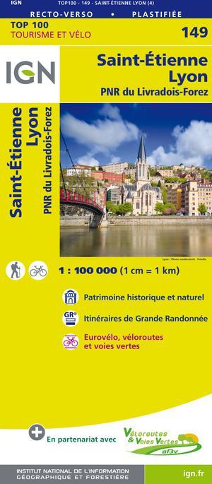 St-Etienne / Lyon / PNR Livradois-Forez
