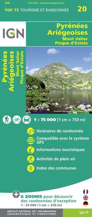 Pyrénées Ariégeoises / Mont Valier / Pique d'Estats