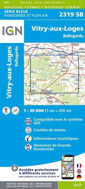 Vitry-aux-Loges, Bellegarde