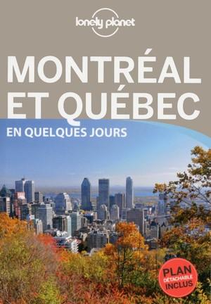 Montréal & Québec en quelques jours 3 + carte