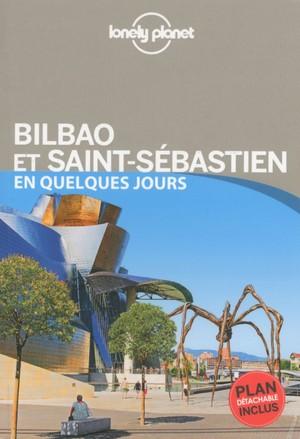 Bilbao & San Sébastien en quelques jours 1 + carte