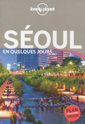 Séoul en quelques jours 1 + carte
