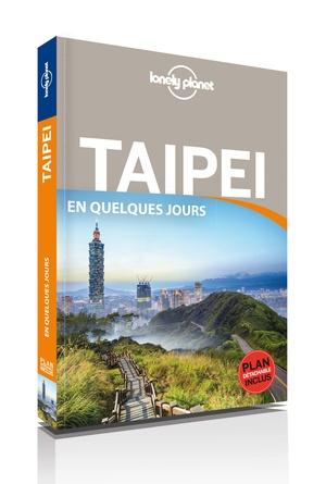 Taipei en quelques jours 1 + carte