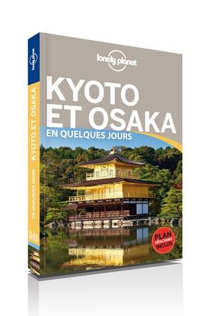 Kyoto & Osaka en quelques jours 1 + carte
