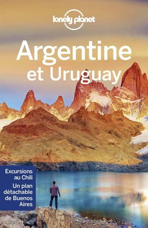 Argentine et Uruguay Lonely Planet