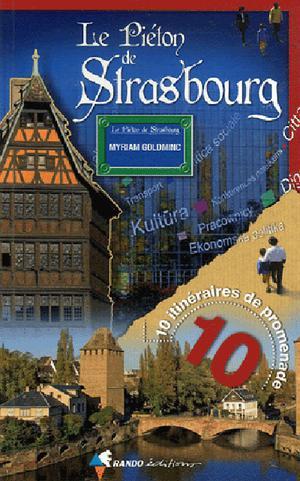 Strasbourg le piéton de