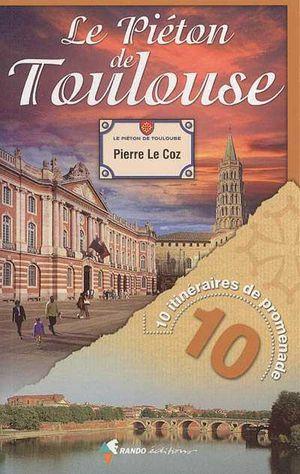 Toulouse le piéton de