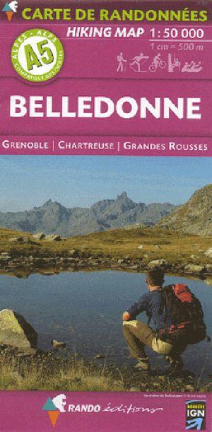 Belledonne, Grenoble, Chartreuse, Grandes Rousses