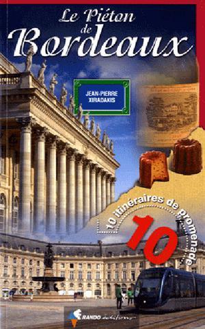Bordeaux le piéton de
