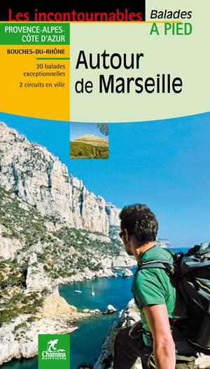 Marseille autour de à pied Provence Alpes