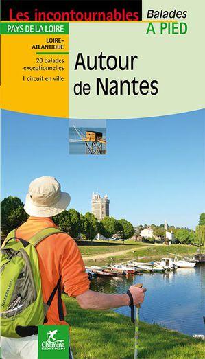 Nantes autour de à pied